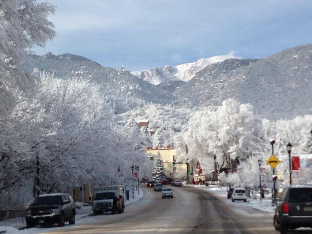 Manitou Springs, CO #manitousprings