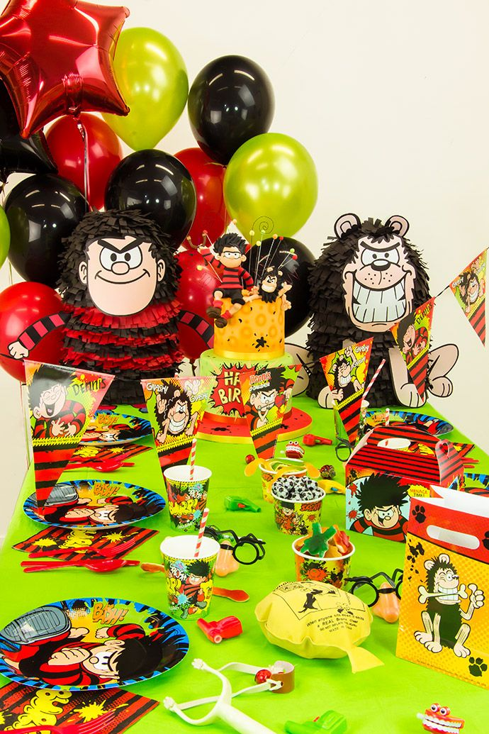 Dennis The Menace Party Ideas Pratyaksh Bday Pinterest Party