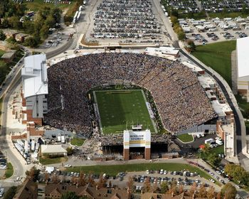 Purdue Ross Ade Aerial Picture At Purdue Boilermaker Photos Purdue University Purdue University