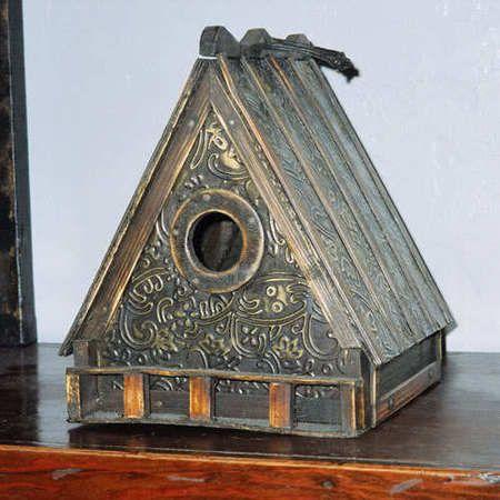 wooden birdhouse designs