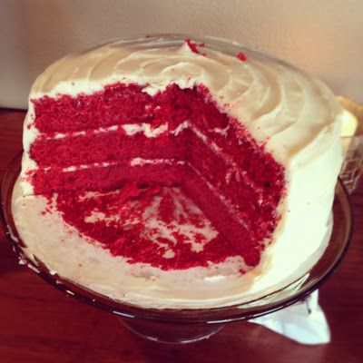 Baby Shower Challenge Pt 1 Secret Ingredient Red Velvet Cake Hummingbird High Recipe Red Velvet Cake Recipe Red Velvet Cake How Sweet Eats