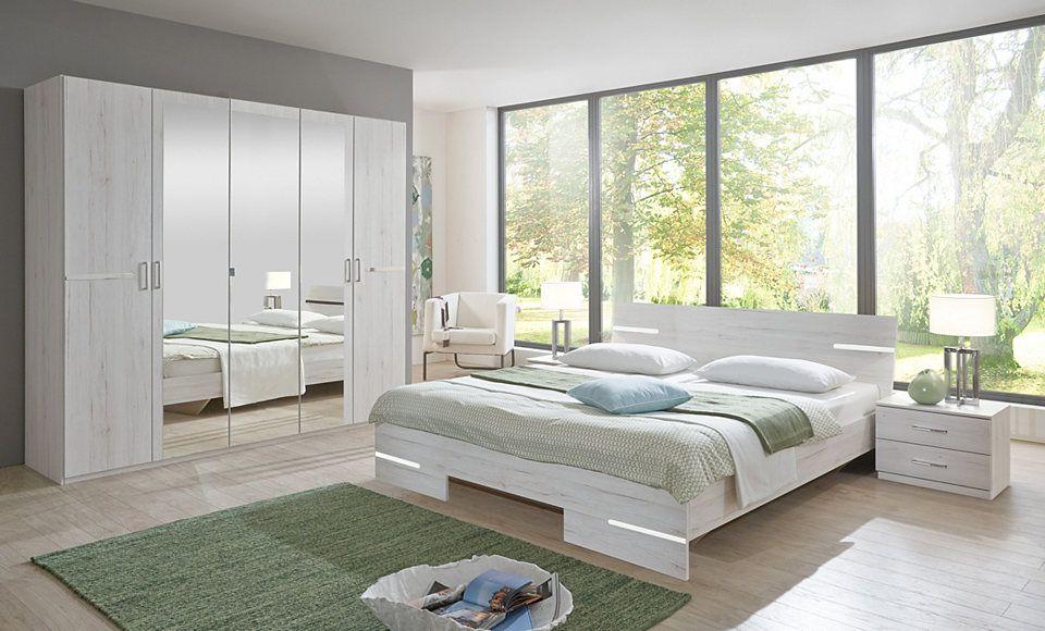 Wimex Schlafzimmer-Set ´´Kopenhagen´´ (4-tlg) Jetzt bestellen - design schlafzimmer komplett