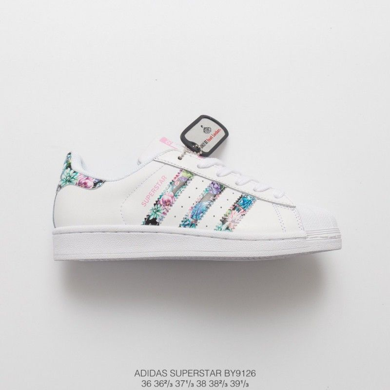 Skor SUPERSTAR white Sneakers adidas fashionabla Dam