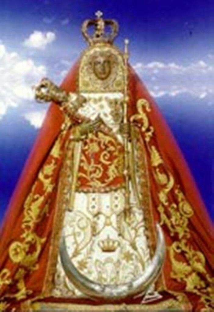 Virgen de la Candelaria Cuba