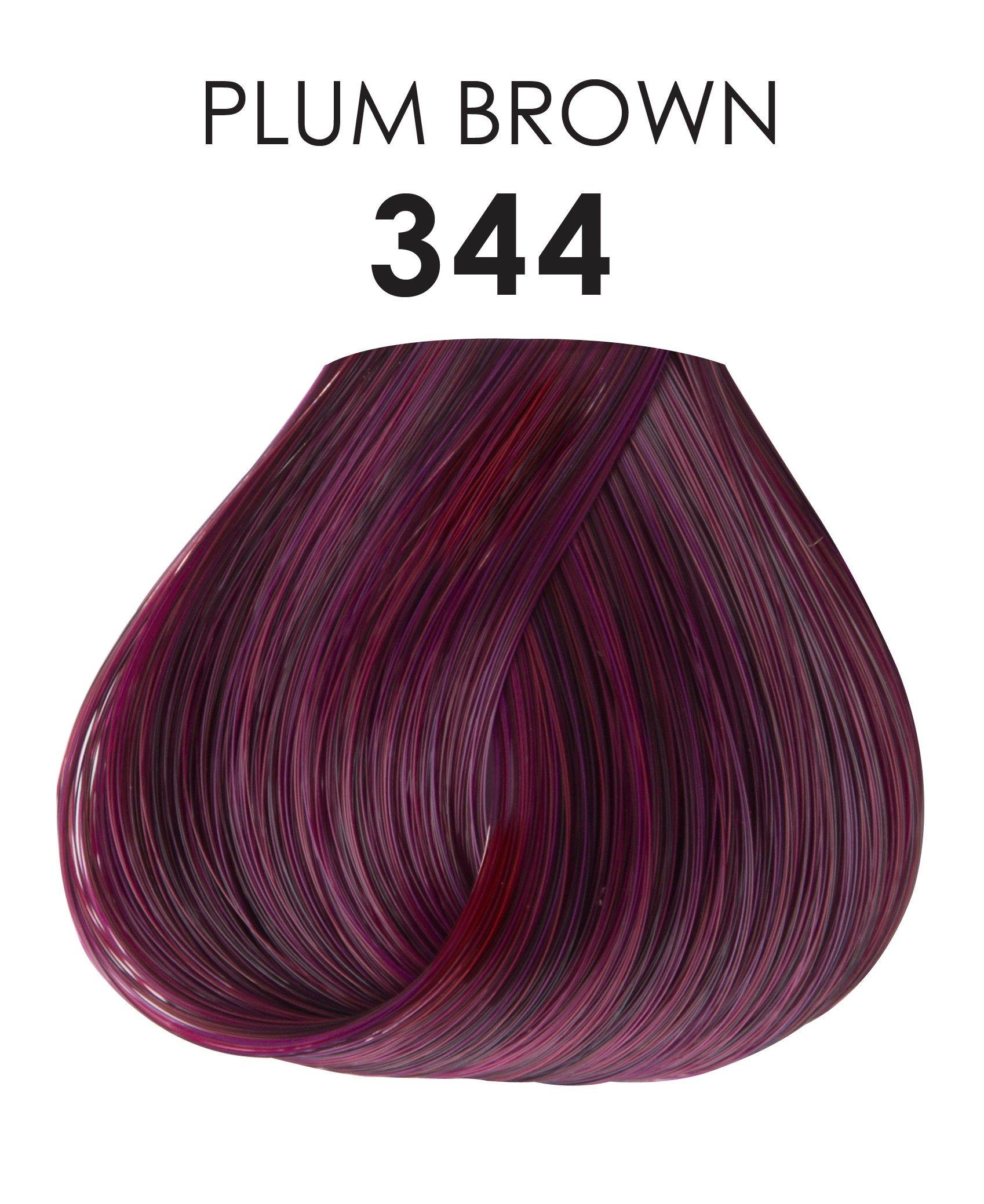 Ci adore plus sp hair color plum brown colori pinterest hair