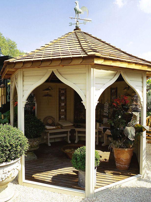 Pergola And Gazebo Design Trends Outdoor Spaces Garden Gazebo