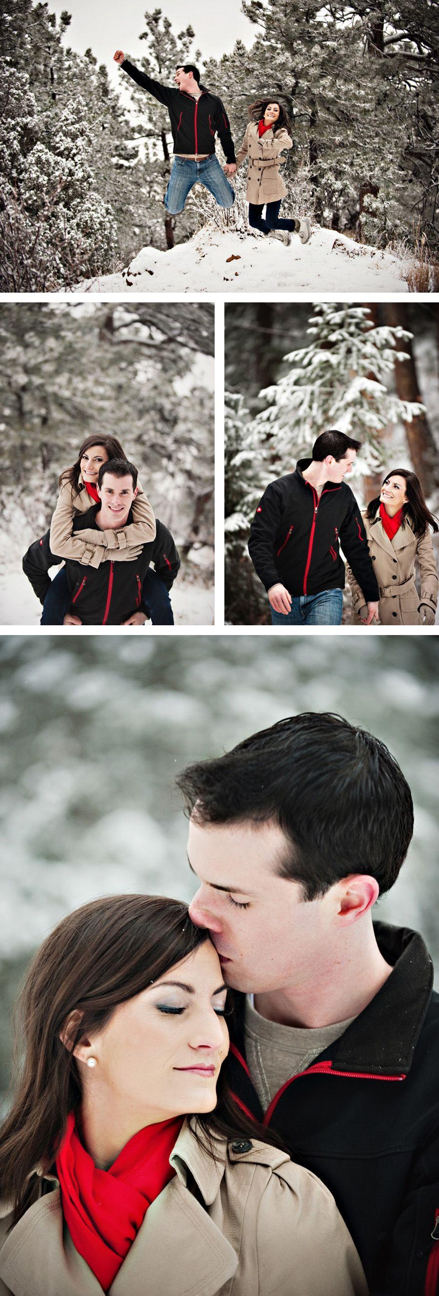 denver couple engaged atop mountain in colorado