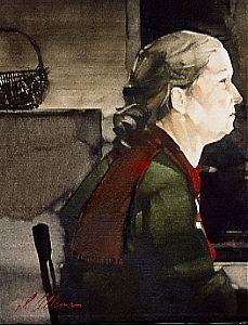 Joseph Alleman - Work Detail: 2003, Dead Of Winter