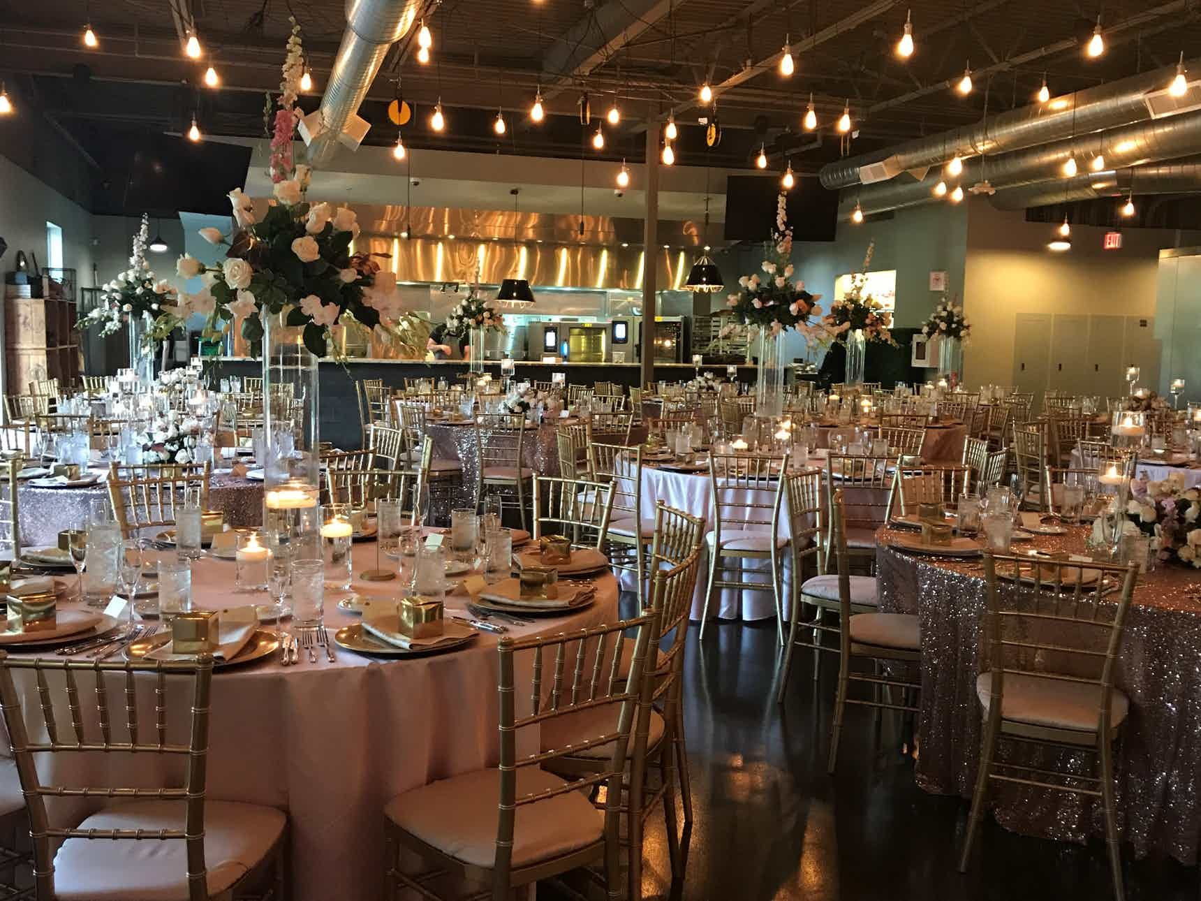 Great Lakes Culinary Center Weddings Detroit Wedding Venue