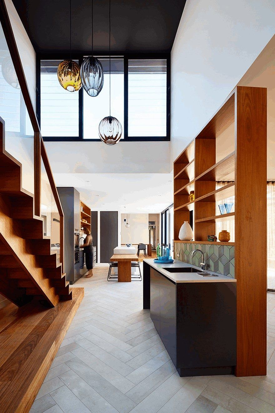 Grasmere House in Melbourne by Bryant Alsop Residential