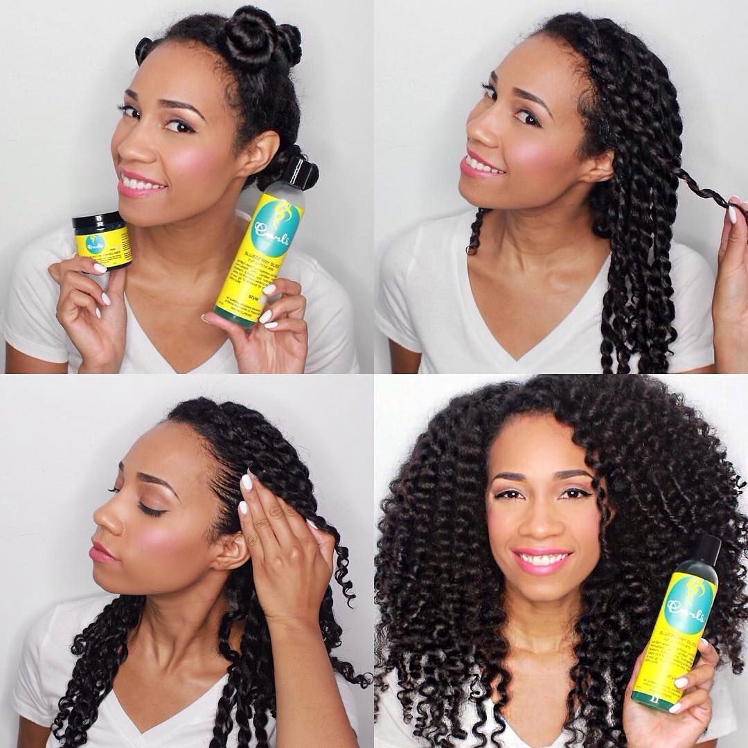 1,255 Likes, 13 Comments CURLS Organic Hair Products