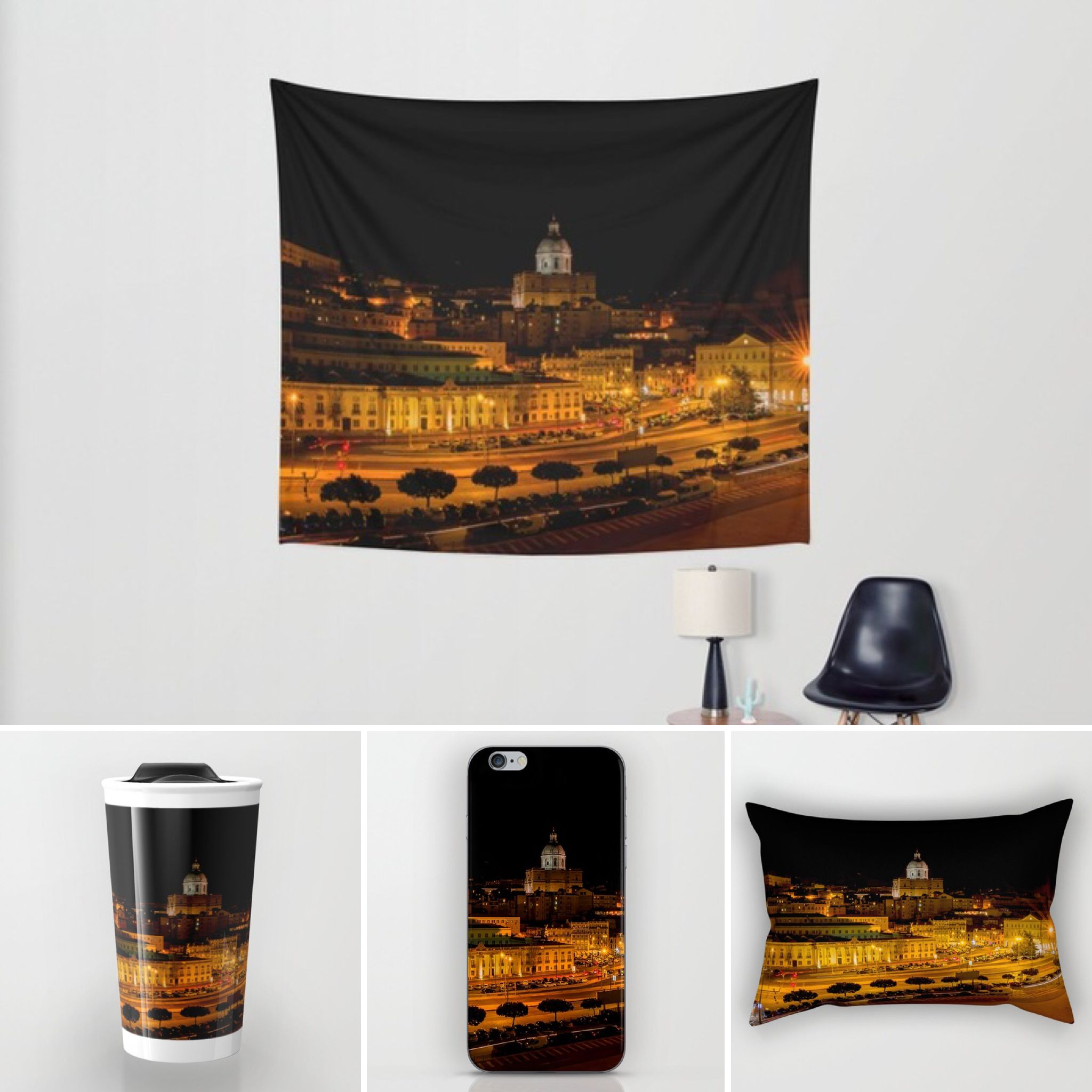 15% in Wall tapestrys and 20% on pillows off today .... 👉🏼https://society6.com/tanjariedel👈🏼 #interiorforyou #interiordesign #society6 #society6art #lisbon #lisboa #lissabon #nights #lighting #light #city #cityscape #citytrip #europetrip #europe #sales #buy #todayshopping #shopping #shoppingday #sundays #tanjariedel