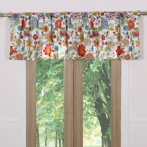 Found It At Joss Main Louisa 84 Curtain Valance Curtains Greenland Home Fashions Kitchen