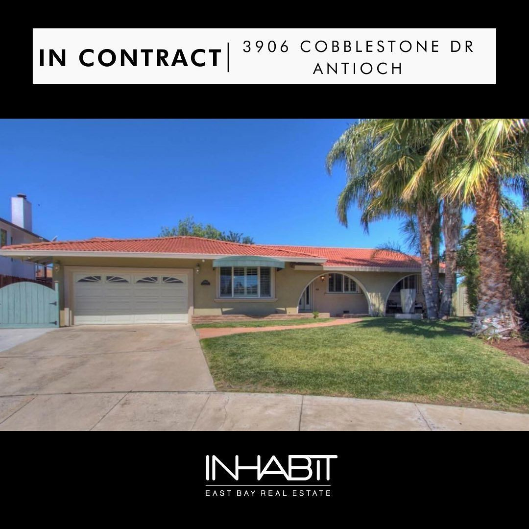 In Contract on this open concept Ridgerock neighborhood home! . . . . . #eastbay #bayareafamilies #mortgagelife #firsttimehomebuyer #eastcountyliving #eastcountytoday #bayareahomes #househunters #mortgageloans #realtor #eastbayrealestate #realestateagent #bayarearealestate #realtorlife #househunting #antiochca #antiochhomes #bayarealove #homesandloans