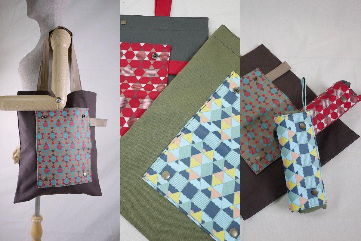 SALE Foldable Cotton Canvas Bag Women Tote/ Shopping Bag