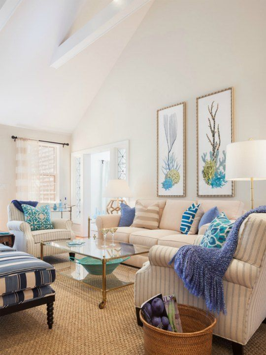 C mo decorar una casa o apartamento en la playa casa de for Como decorar mi apartamento