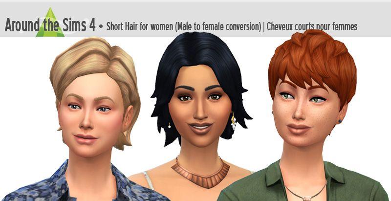 Neue haare fur sims 4