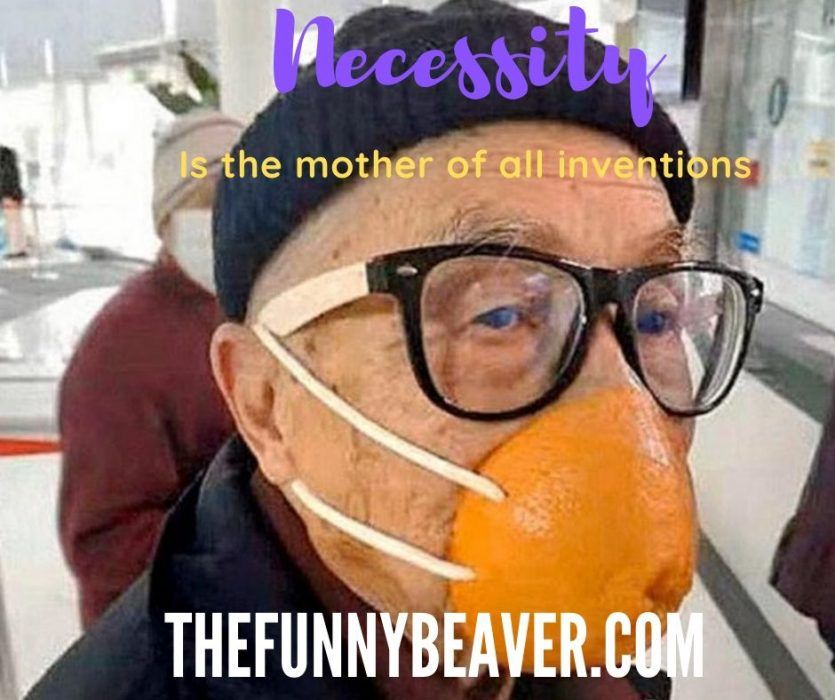 Funny Face Mask Meme Invention Funny Face Mask Funny Mask The Funny