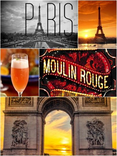 The city of love.....