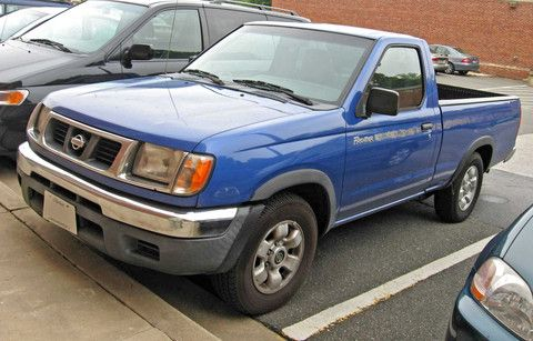 2000 nissan frontier service manual