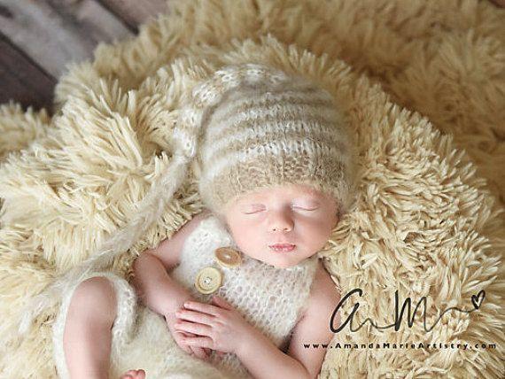 Elf hat pixie hat baby boy hat baby pixie hat baby beanie uk seller striped baby hat newborn baby hat baby photo prop hat