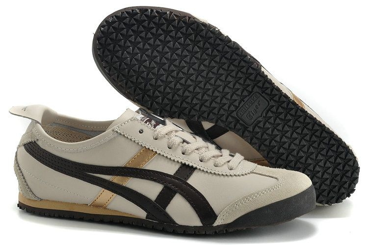 the latest df994 87c1c Asics Onitsuka Tiger Mexico 66 Shoes Beige Black Gold #asics ...
