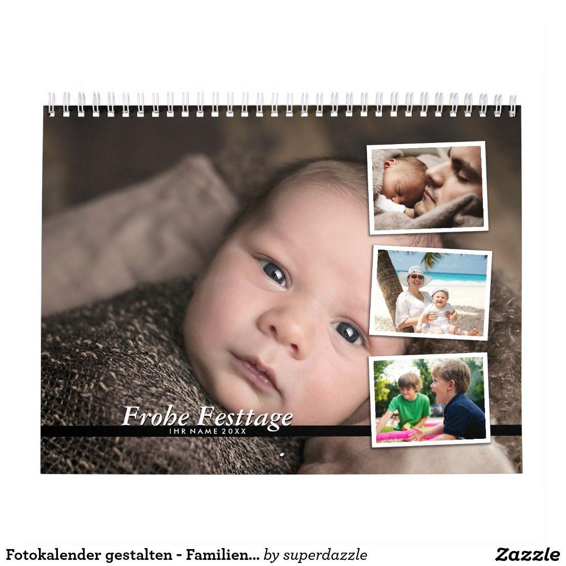fotokalender gestalten familienkalender 2018 kalender. Black Bedroom Furniture Sets. Home Design Ideas