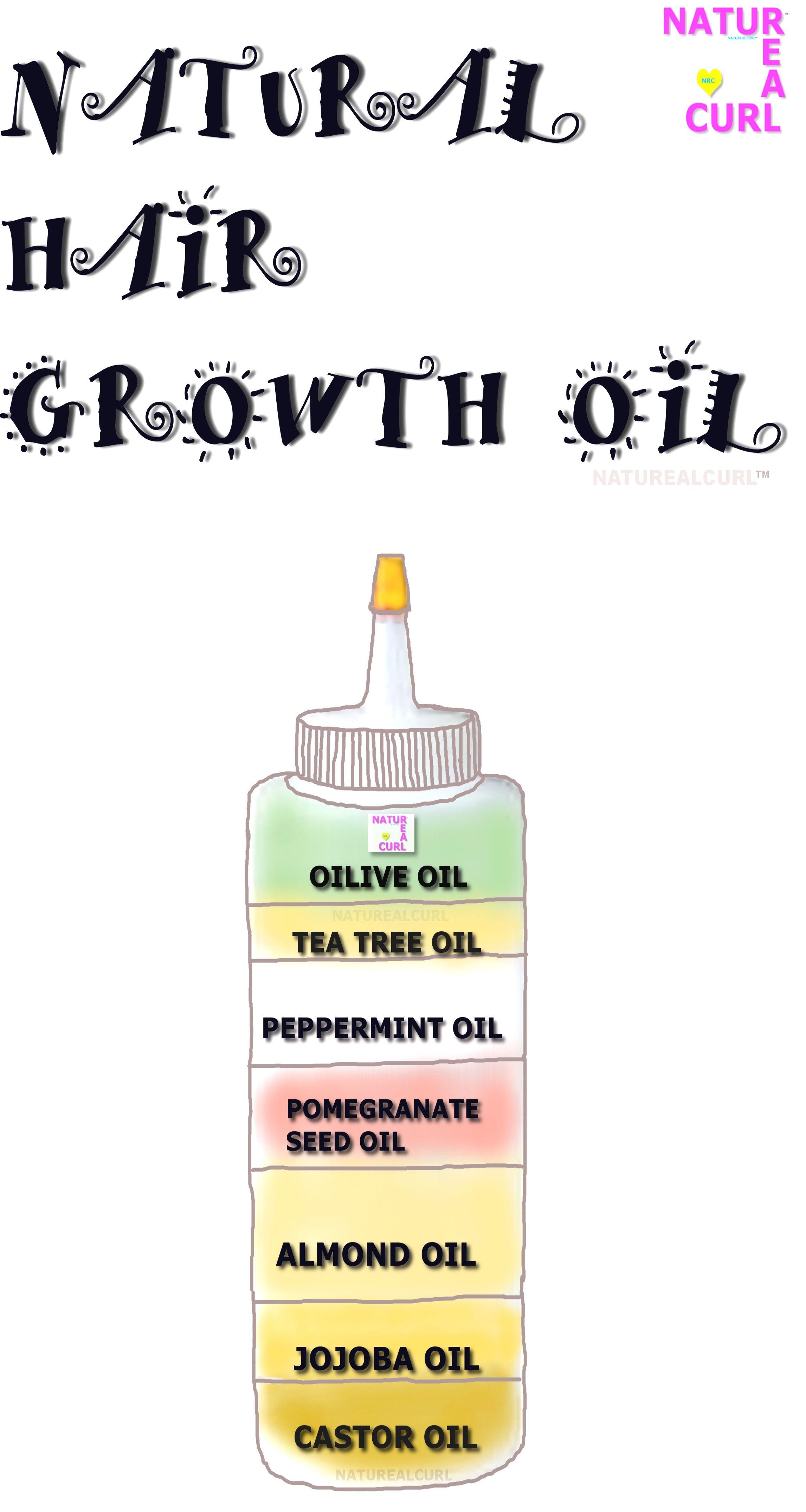 wild growth hair oil side effects Natural hair diy