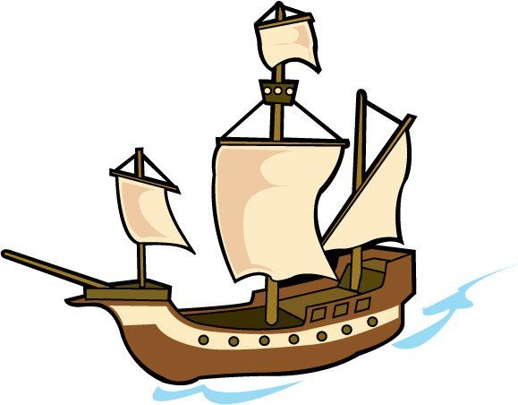 pirate ship clip art clipart panda free clipart images bible rh pinterest co uk ships clipart clipart ships at sea