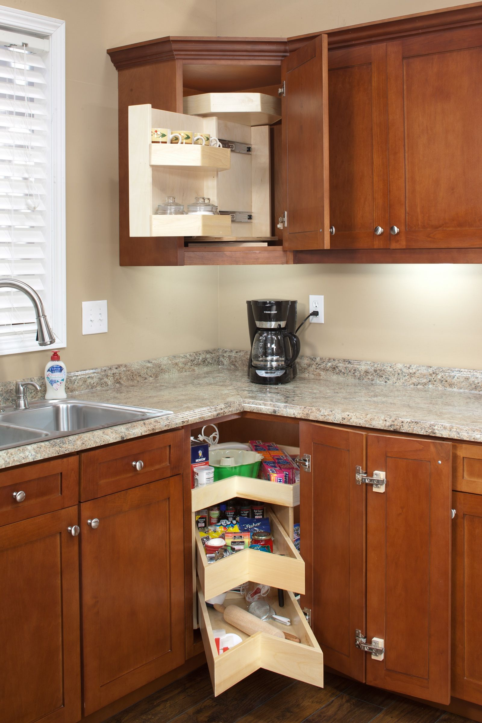 Corner Kitchen Cabinet You are able to greatly benefit
