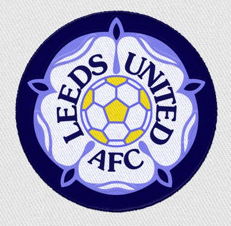 The Popular Rose And Ball Badge In 2020 Leeds United Leeds Badge