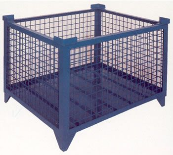 Superbe Rigid Wire Mesh Containers