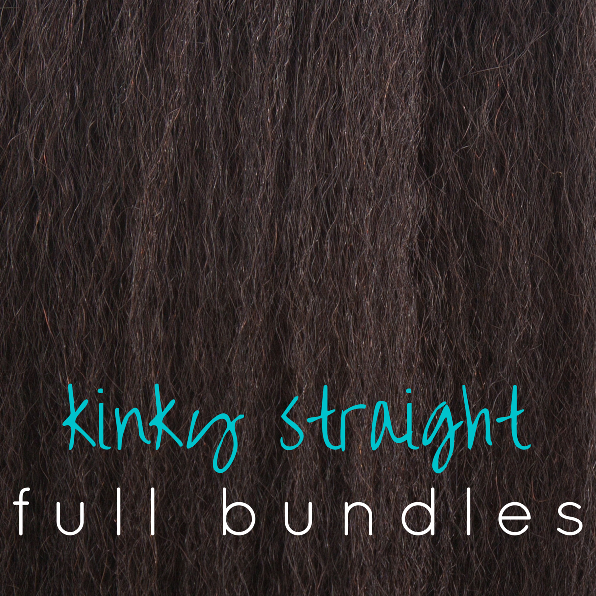 Kinky Straight - Full Bundle from KinkyCurlyYaki