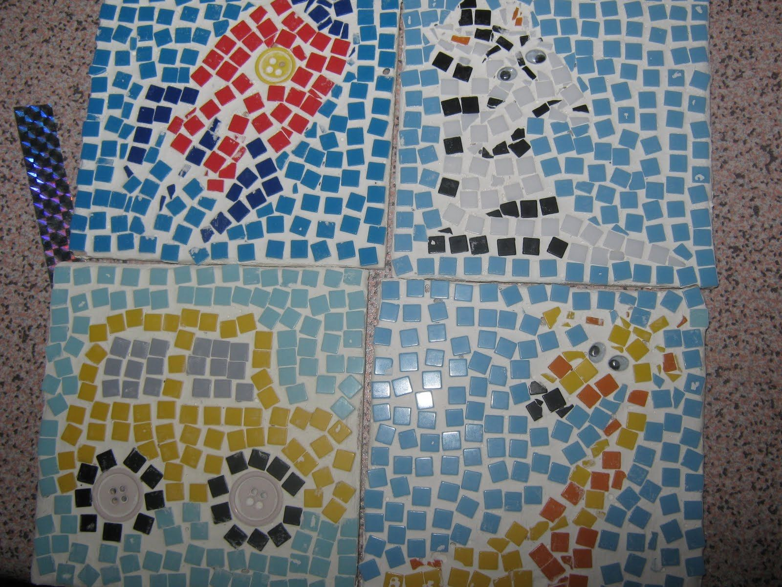 Images For Gt Roman Mosaics For Kids Thema Knutselen Romeinen