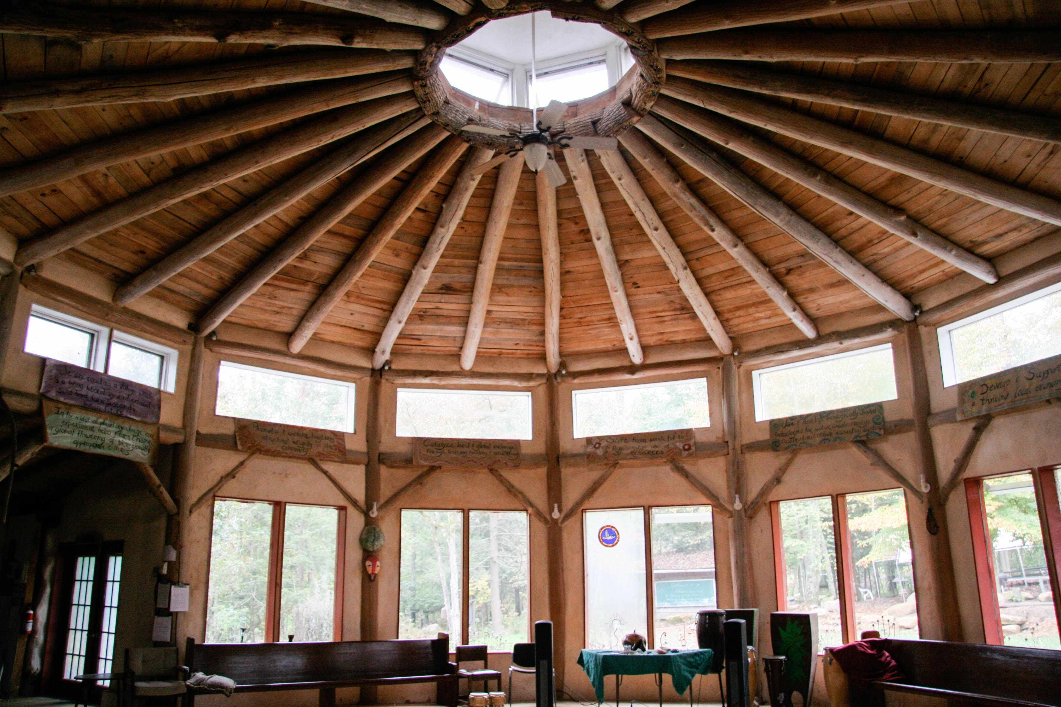 Round Timber Frame House Design on timber frame construction, timber frame bathroom, timber frame ideas, roof house designs, timber frame kitchen, timber frame interior design, timber frame living room, construction house designs, timber frame bedroom, timber frame books, post frame house designs, timber frame ceiling, timber frame home, timber frame lighting, landscaping house designs, timber home designs, timber frame cottage, timber frame landscaping, timber frame furniture, timber frame additions,
