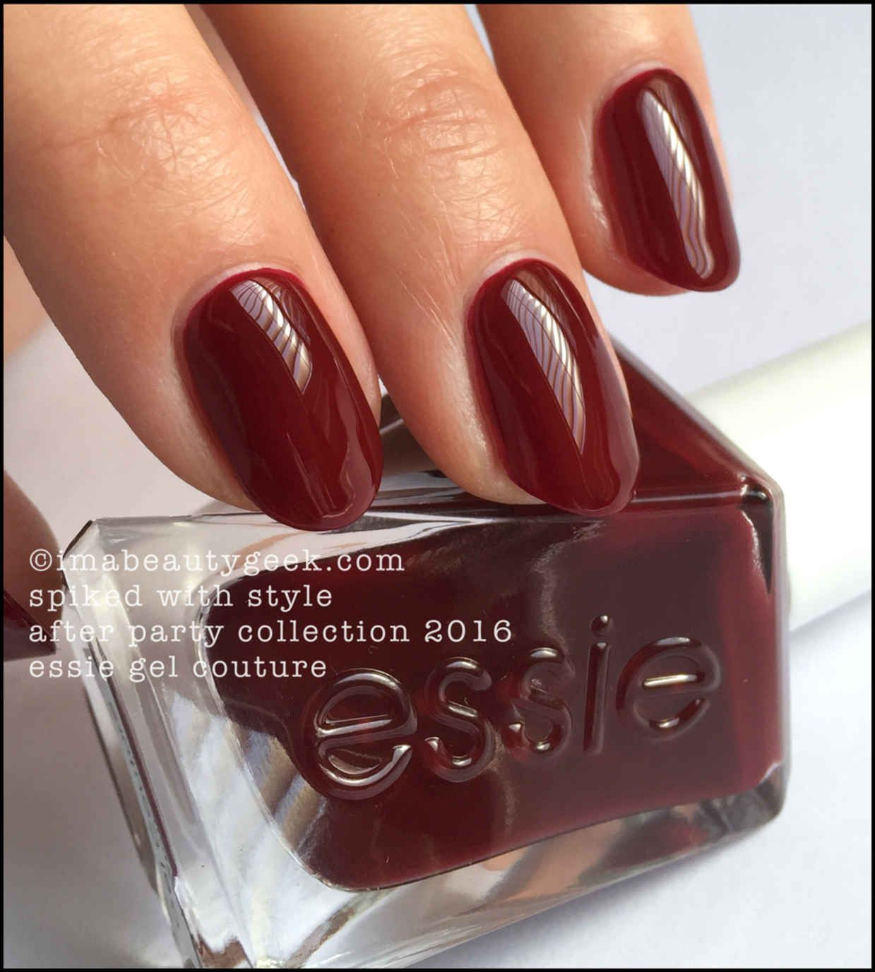 Essie Spiked with Style