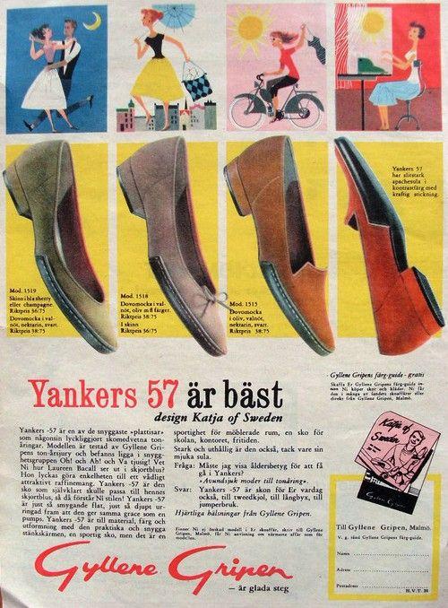 Pin på 1950 1960 talet