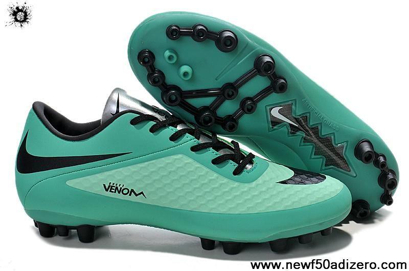 Football gear � Discount Seafoam/Negro Nike Hypervenom Phantom AG Boots  Latest Now