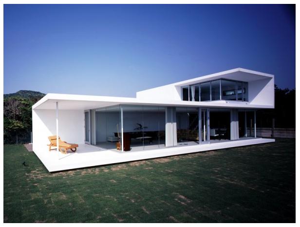 Hausboote, Minimalistische Architektur, Architekturdesign, Moderne Häuser,  Wohnträume, Mitte Des Jahrhunderts, Architektur