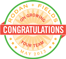 Our Rodan + Fields team is growing. Ask us about earning extra income. It's easier than you think