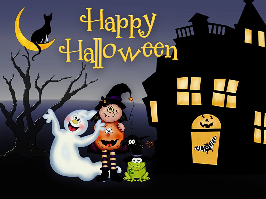 Pic New Posts D Animated Halloween Wallpaper Wallpapers