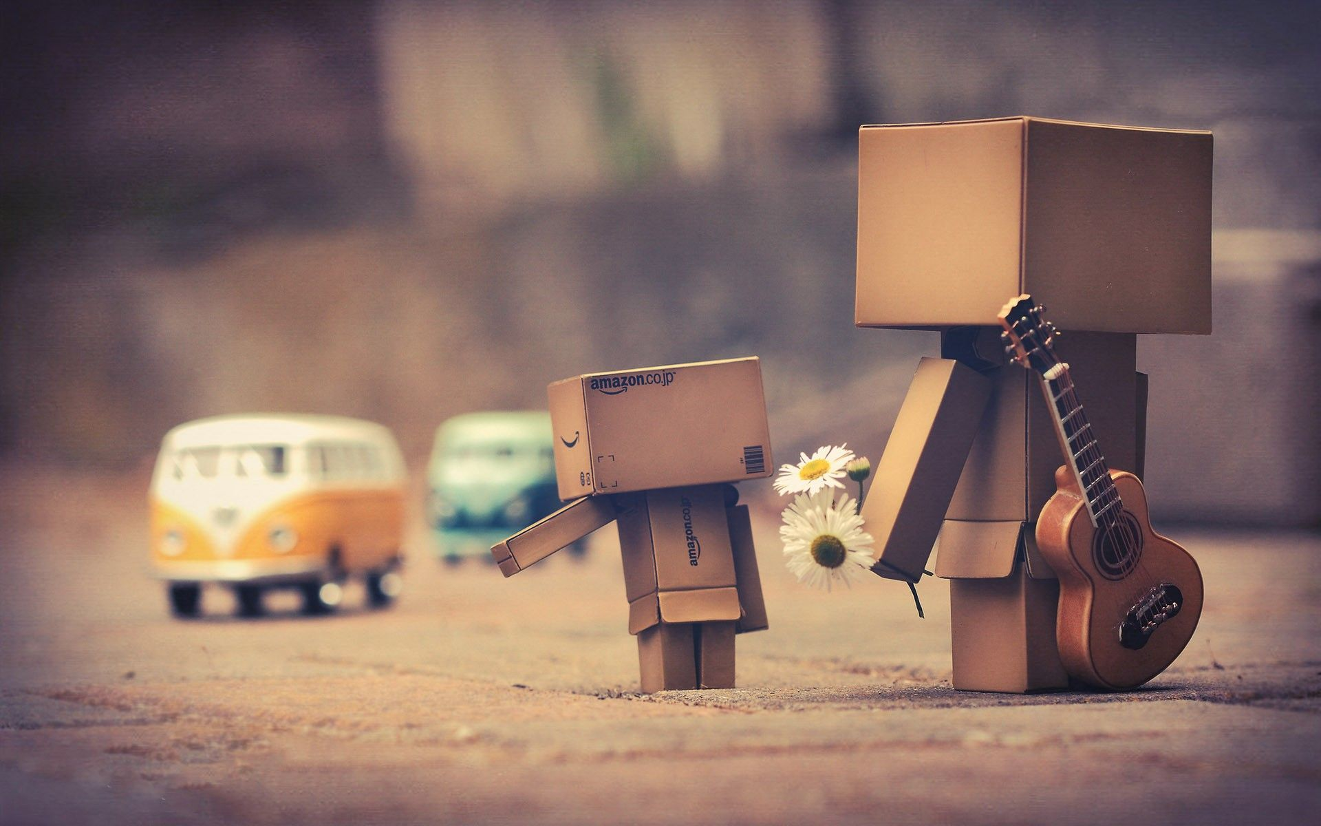 Danbo Wallpapers Danbo Amazon Box Hd Wallpaper Desktop