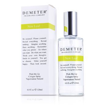 Demeter New Leaf Cologne Spray 120ml/4oz 25.00 USD