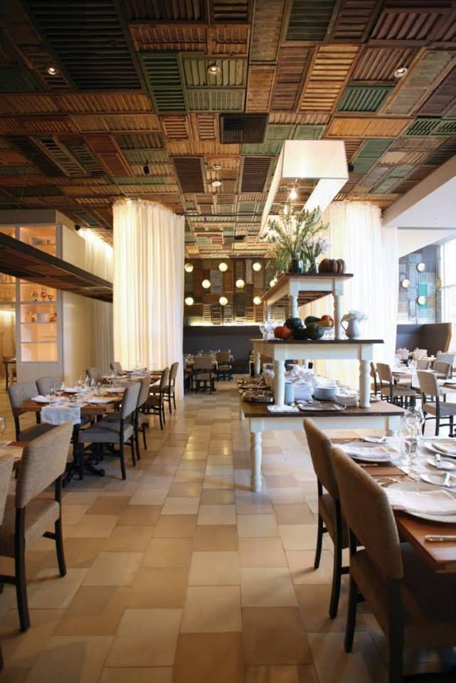 Ella Dining Room And Bar Uxus Con Imagenes Diseno De Techo