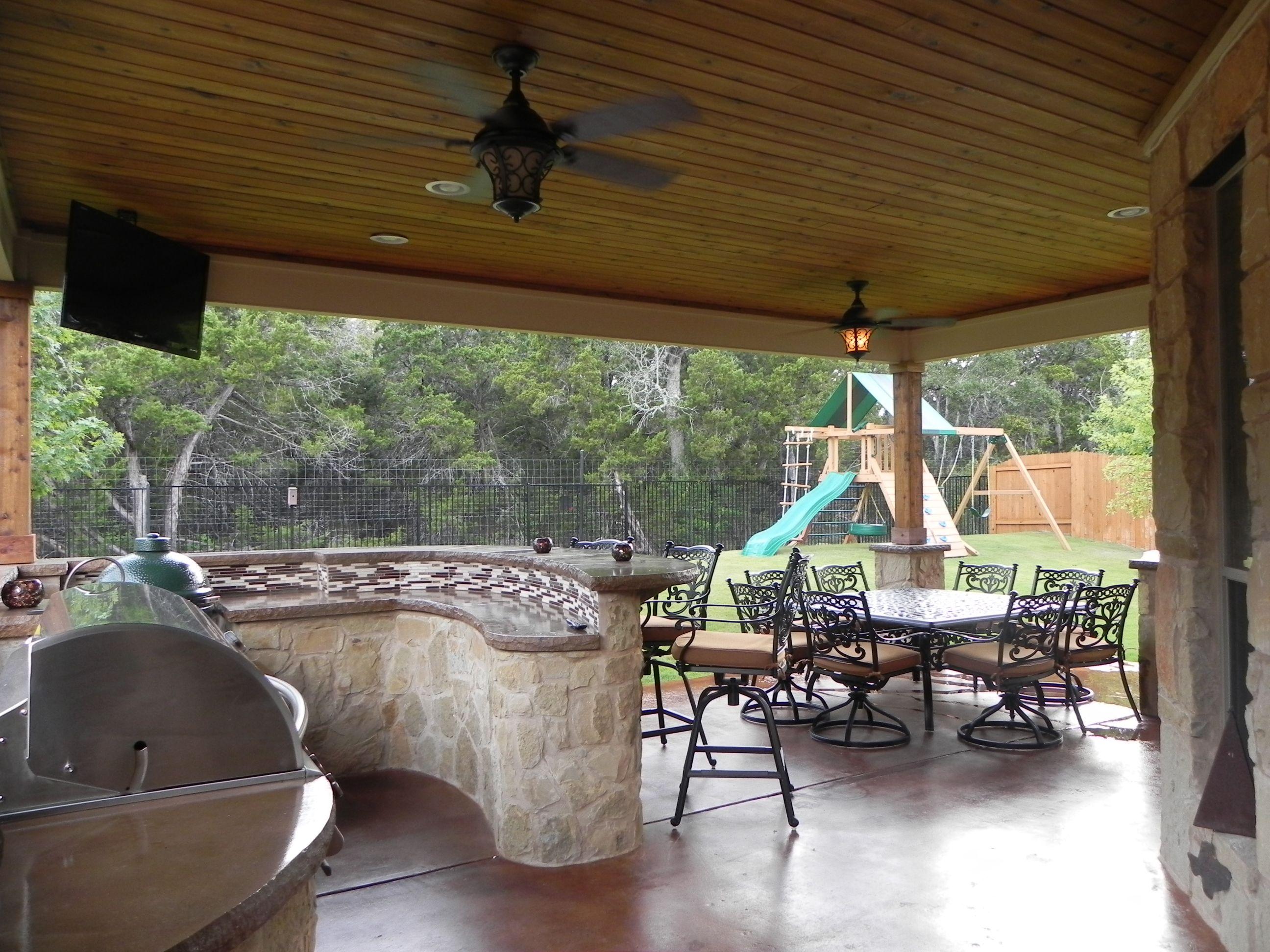 austin tx outdoor kitchen builder outdoor kitchen kitchen builder outdoor living space on outdoor kitchen and living space id=15171