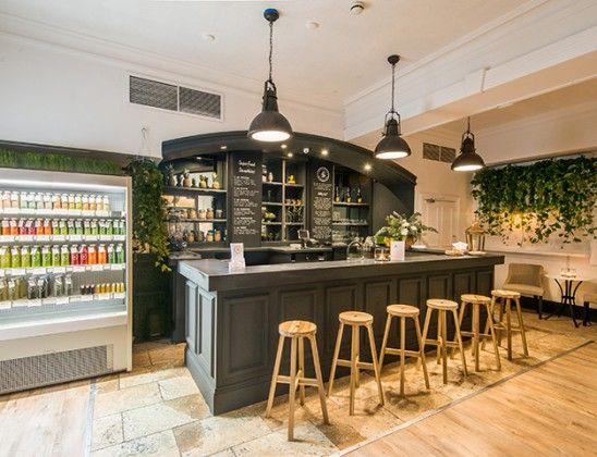 42 Six Juice Bar Design Juice Bar Interior Coffee Decor Kitchen