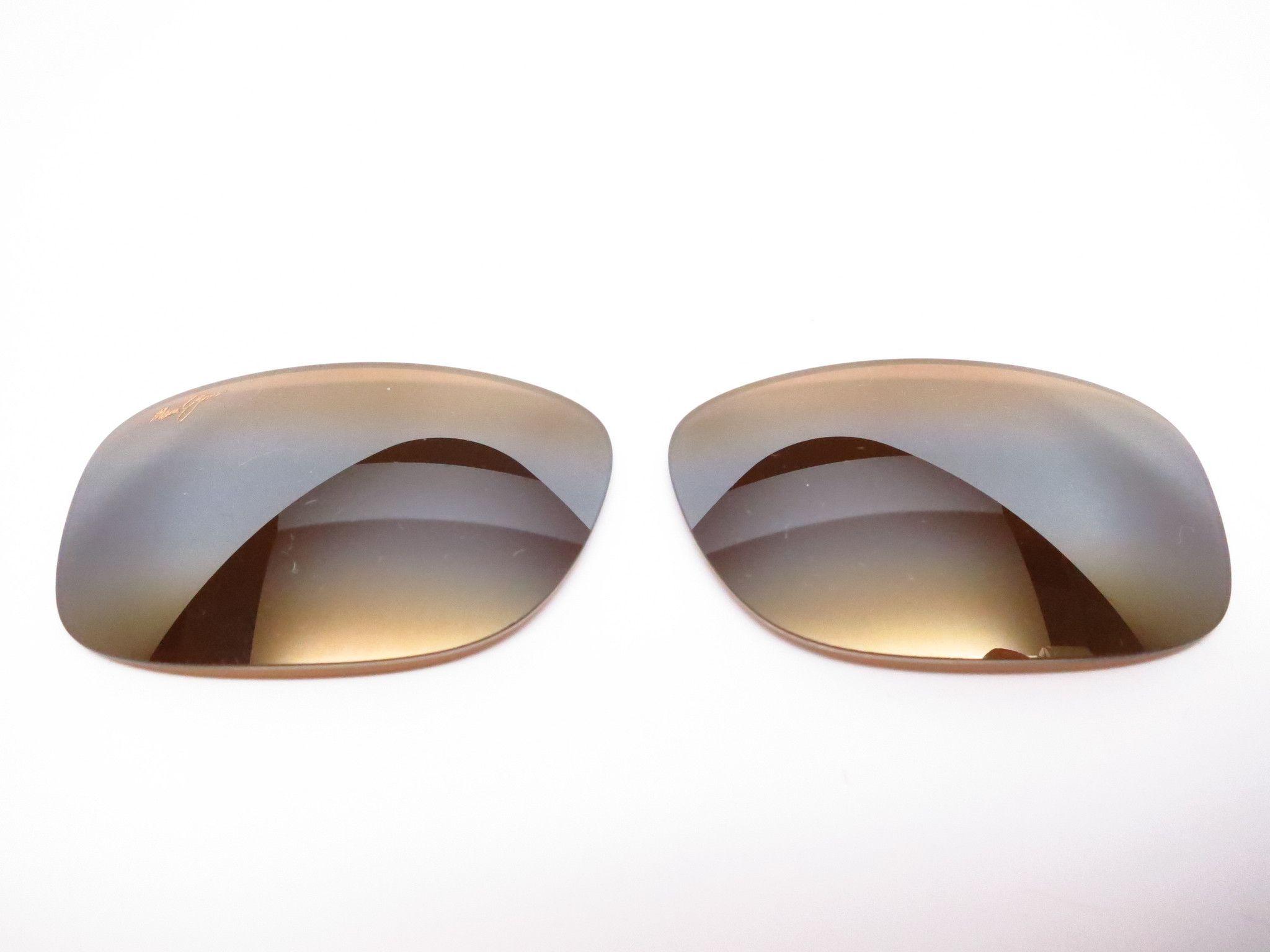 9ef8a305e1 Maui Jim Bamboo Forest MJ415 Sunglass Replacement Lenses