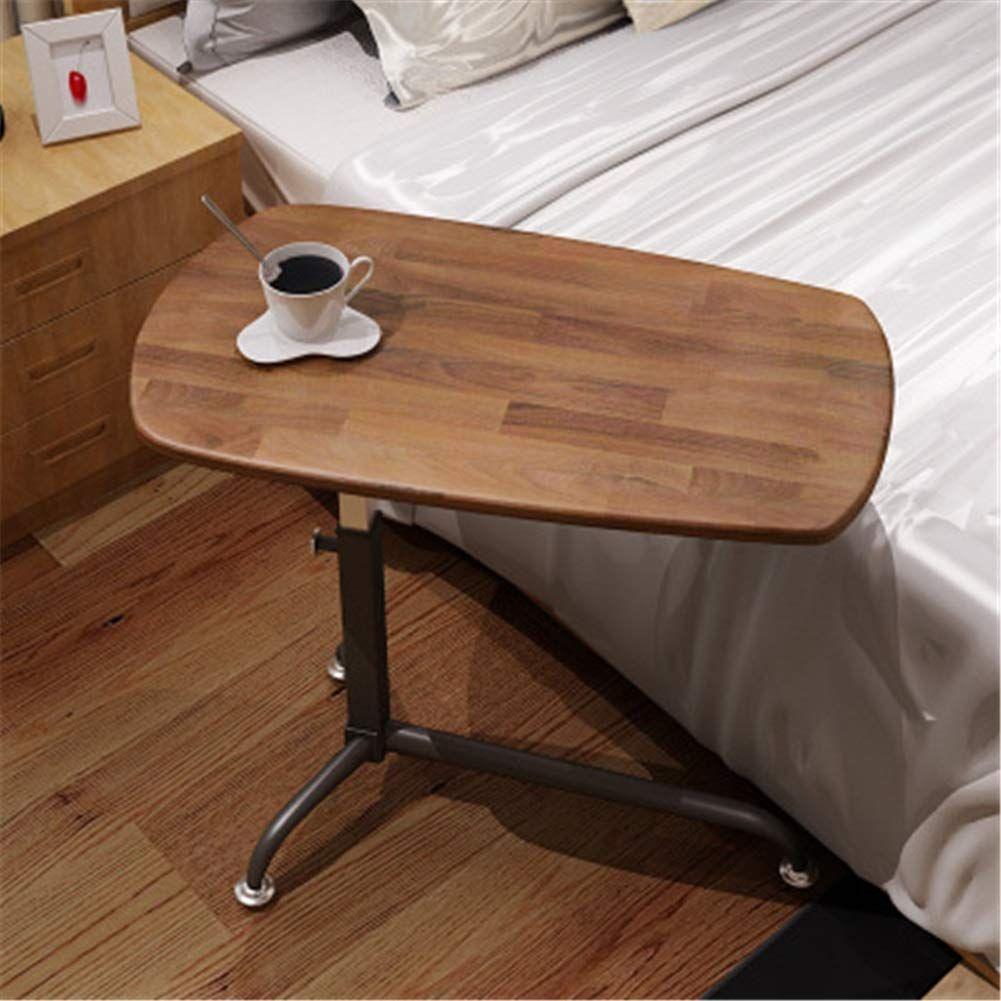 Desk Bedside Desk Table Movable Lazy Laptop Table Small Desk In