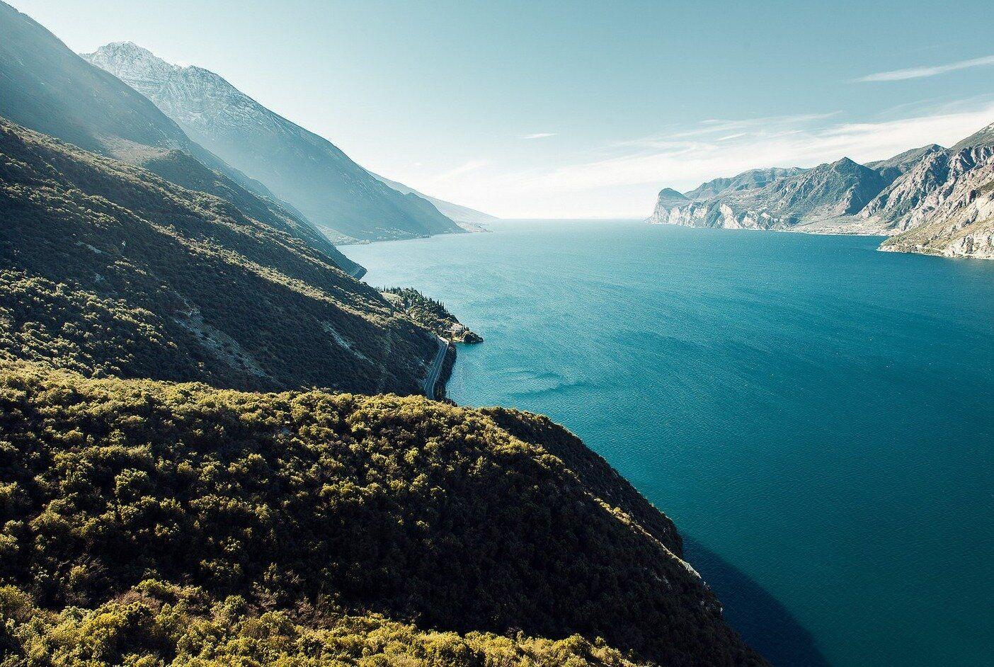 Lago Di Garda Busatte Tempesta Gardaconcierge Su Twitter