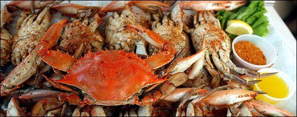 In Virginia Beach Restaurants Where The Food Goes Sideways New York Times